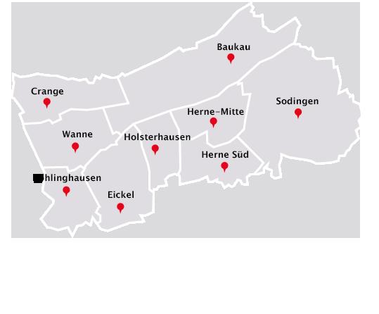 Herne Karte Stadtteile.Laubbeseitigung Entsorgung Stadtteile Herne Gelford Gmbh